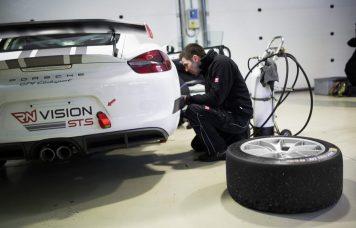 RN Vision STS WarmUp in Jerez und Ascari März 2016